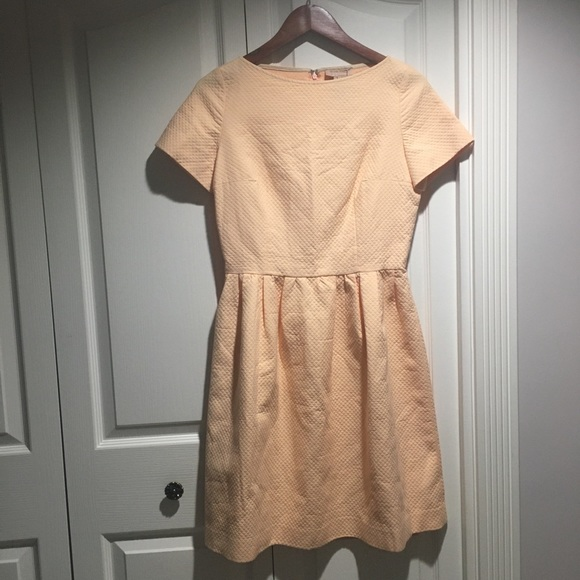 NWT Giulia Rien A Mettre Apricot short dress sizeM